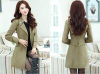2015 summer new design fancy parka japan style fashion women's coat jacket and Slim parka women's clothing wholesale