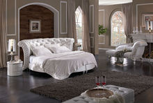 European style princess round beds