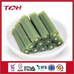 Green Tea Sandwich Sticks Bone chews Pet Treats Dog Food/Snacks Dental Bone