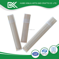 Bamboo non-stick knotted skewers