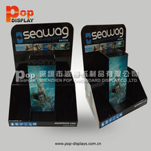 stationery pop cardboard display for pen