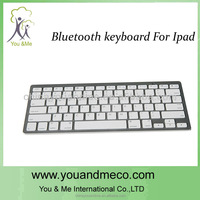 Top selling Silicone universal mini bluetooth keyboard with CE, ROHS