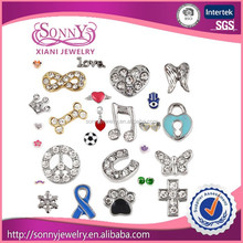 DIY charms with custom made logo engraved,ideal for charm costume jewelry findings and DIY bracelet and shoes buckles
