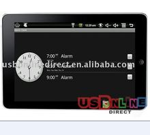 7 inch touchscreen Android OS e ink E Book Reader & MID Paypal