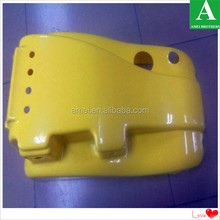 Vacuum forming ABS toy car body shell