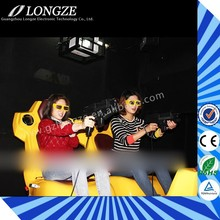 Games outdoor used mobile cinema of 5D/7D /9D/XD