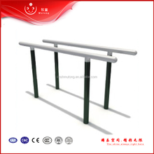 2015 new outdoor parallel bars exercise equipment