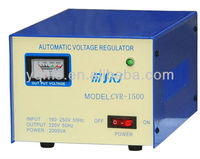 hot sale 1500 watt ac home automatic voltage stabilizer in india
