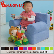 comfortable and safety organic kids foam sofa as unique gifts