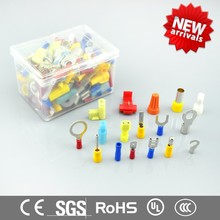 CSV waterproof solder seal heat shrink butt terminals free sample wago terminal block connector