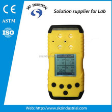 CO O2 H2S LEL portable gas detector multiple 4 gases in 1 detector