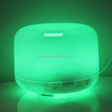 Color lamp aroma air freshener/ultrasonic aroma diffuser manufacturers/electric aroma diffuser ultrasonic