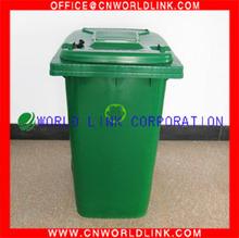 120L Plastic Recycling Wheeled Trash Bins