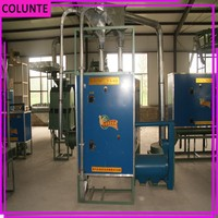 wheat/maize/corn grits grinding mill machine price