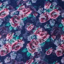 2015 new autumn and winter in Europe and America Flower voile scarves manufacturers export production accessories shawl scarves