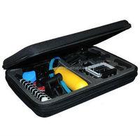 Handheld Travel Bag Case For Hero 1 2 3 3+ & Camera Storage Carry Box Large Size