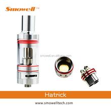 2015 China Manufacturer cigarette vapor atomzier vs vamo v3 tank