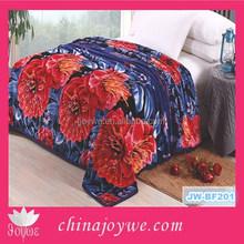 Hot Sale Flannel Fleece Blanket 3D Plush Blanket Wholesale Alibaba China Factory