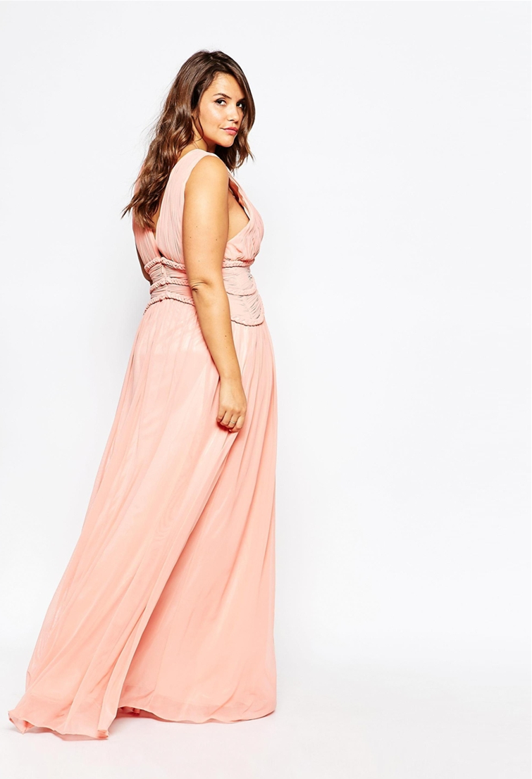 Luxury Dress Designs For Fat Ladies Images