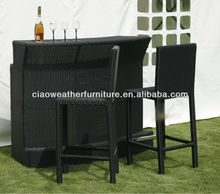 outdoor high top bar tables and chairs