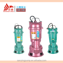 Zhejiang Taizhou Centrifugal Pump Submersible Sewage Water Pump Price