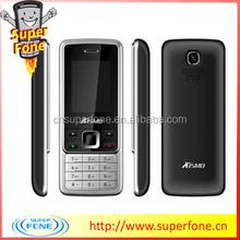 6300 latest mobile phones 1.77 inch dual sim card bar phone support real single sim quad band FM whatsapp gsm mobile phone