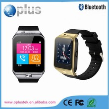 2015 China Supplier Remote Capture android smart watch for andriod and IOS smart phone