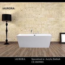 Unique Cheap Acrylic Bathtub for Freestanding