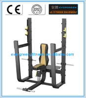 High quality Olympic Seated Bench HP - 33 / fitness equipment sale / california gym equipment for sale