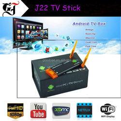 On Sale 2015 J22 free arab sex movies keyboard RK3188 cor-tex A9 2g 8g 802.11 b/g/n remote control Android hd-mi TV Stick
