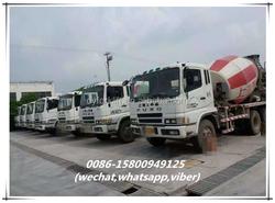 used fuso 9cbm concrete mixer truck for sale