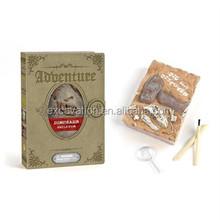 """Adventure"", Dinosaur Skeleton Dig and Discover Kit"
