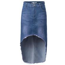 C87060A pretty lady jean skirtswomen fashion denim skirt
