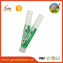 3G high quality super strong glue for bonding Construction, Fiber & Garment, Footwear & Leather, Packing, etc.