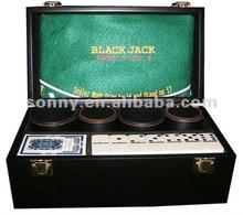 3 in 1 poker game set