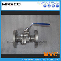 Good quality casting and forging steel raised face/ring joint type/full face type flanged ball valve for cement