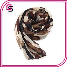chiffon military long volie wholesale scarf