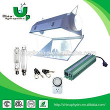 Hydroponic plant grow reflector kit,agriculture green house grow system kit