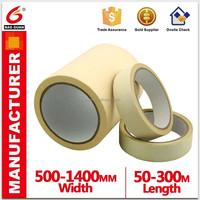 UV and Sunlight Resistance Masking Tape