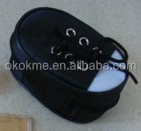 2015 New design pu leather shoe polish set, shoe shine kits, shoe cleaning set