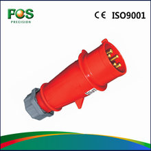 TYPE P-I IP44 Waterproof Manufacture Three-Phase Plug Industrial