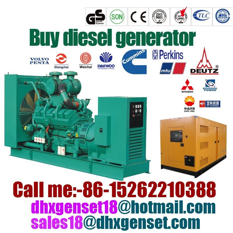 Cyprus Cummins power generator
