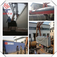 Sentai Dryer Factory Offer Wood Pellet Rotary Dryer For Biomass Resources Recovery