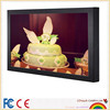 22inch lcd Hd touch screen monitor , SAW touch screen for kiosk monitor