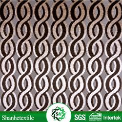 China new design striped sofa cover fabric