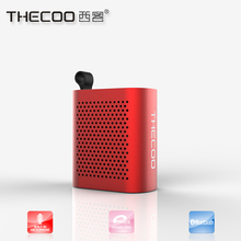 factory price corporate gifts portable small outdoor speaker bluetooth hifi speakers for smart mobile phone