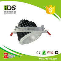 gimbal led downlight,recessed led downlight,6 inch led downlight