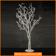 artificial crystal wedding tree centerpieces for Jewelry Display Stand