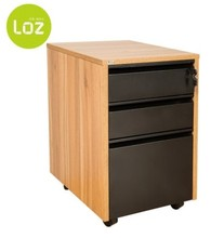 hot sale wood frame korea stylish mobile cabinet