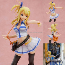 Japanese Anime Figure Lucy Sexy Figure Fairy Tail Figure Hot